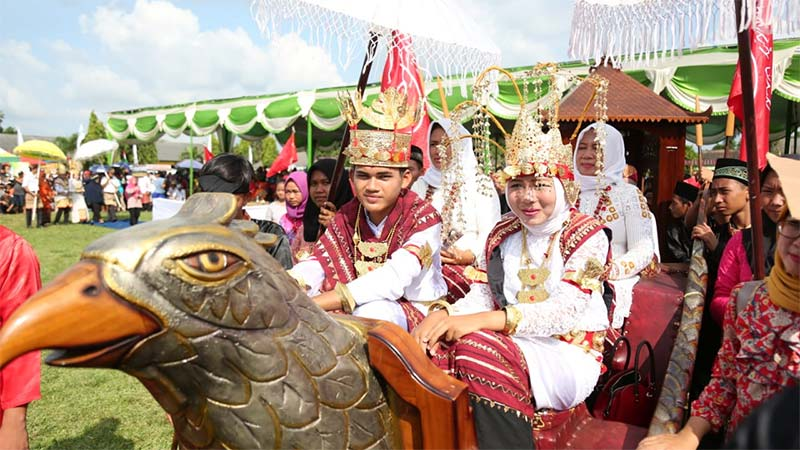 festival lampung timur