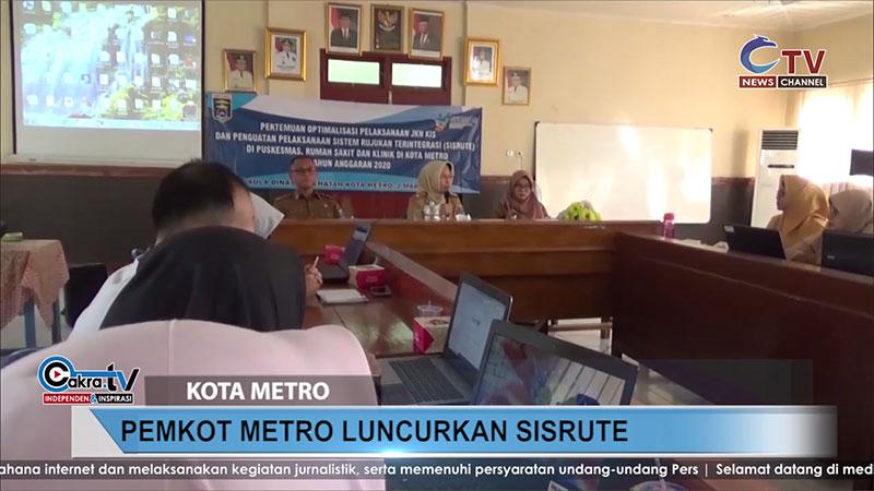DPRD Metro dukung Dinkes bakal luncurkan aplikasi sistem rujukan terintegrasi